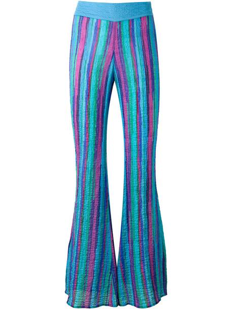 LA PERLA women spandex cotton pants