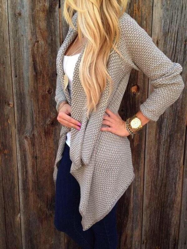 20 стильных вязаных вещей: вязаные свитера, вязаные пуловеры, кардиганы, кофты, платья и туники Отлично