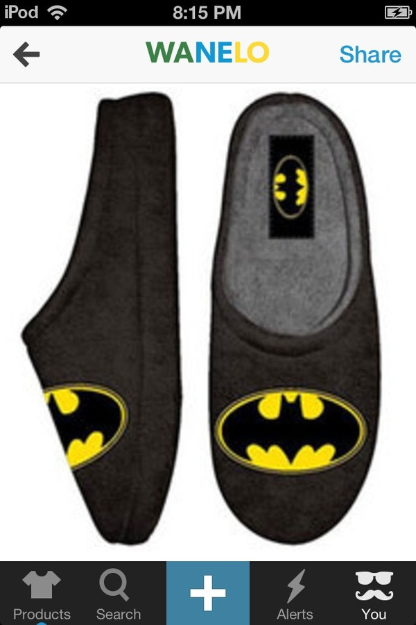 shoes batman black yellow mens shoes