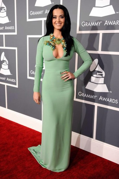 dress katy perry grammys jewelled dress