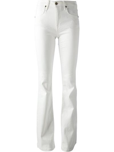 Burberry Brit Bootleg Jeans - Dell'oglio - Farfetch.com