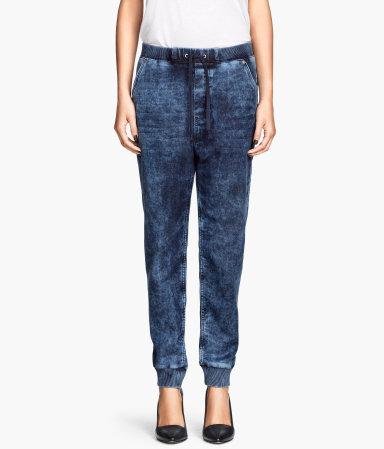 H&m jogger jeans $29.95