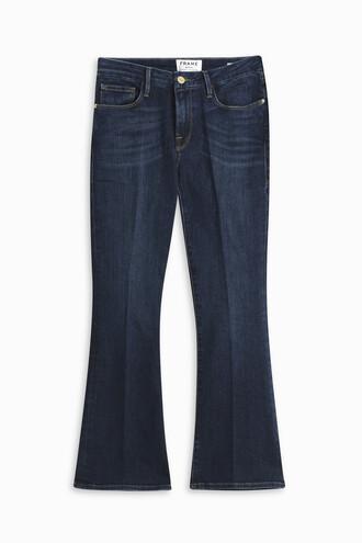 jeans women blue