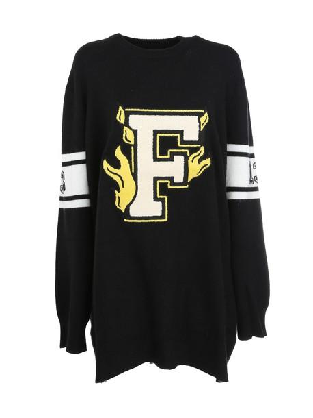 puma sweater varsity black