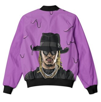sweater ogvibes purple future hipster hip hop swag winter swag back to school unisex dope style fashion tumblr instagram drake