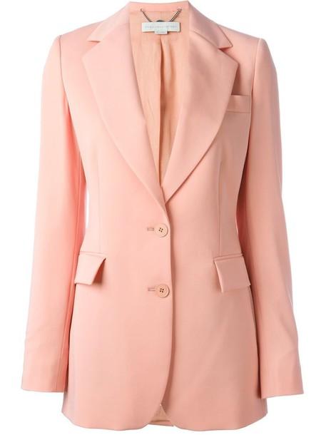 Stella McCartney jacket purple pink