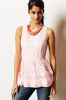 Haut basque Kismet - anthropologie.com
