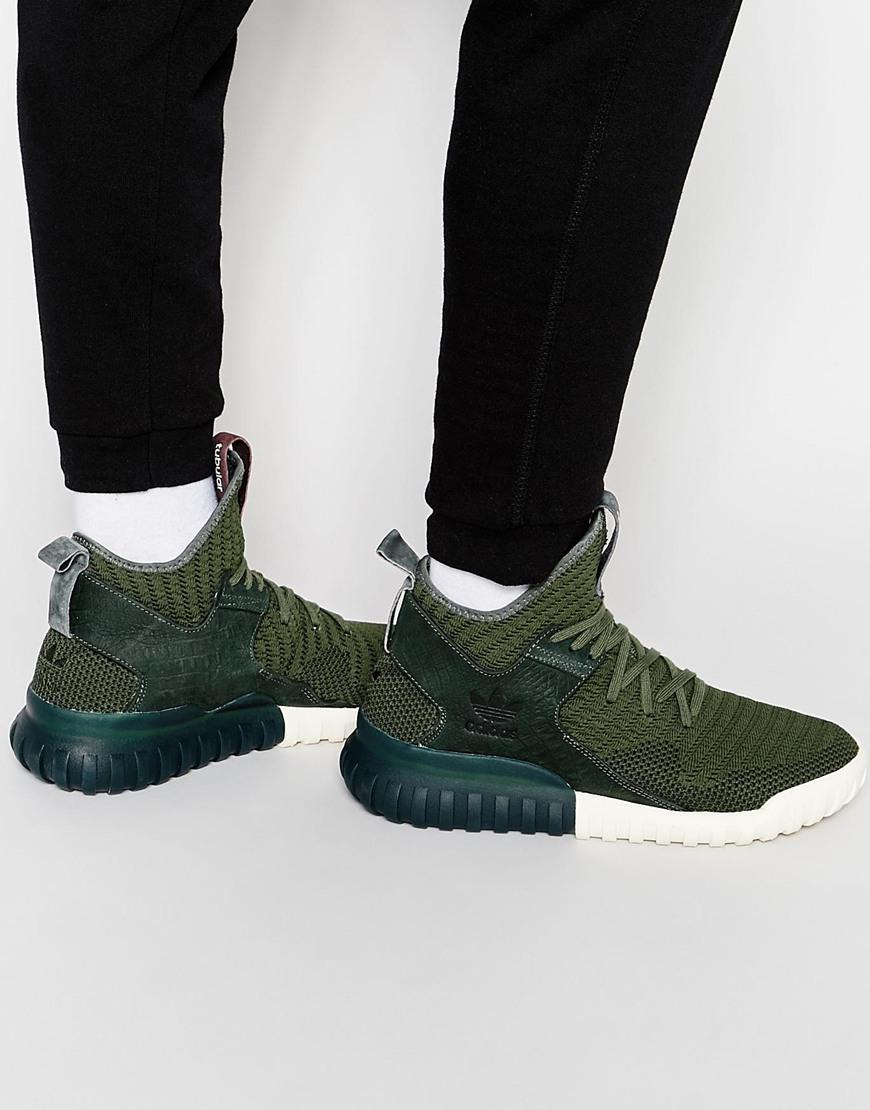 Tênis Adidas Tubular X Primeknit Preto Roupas e calçados OLX