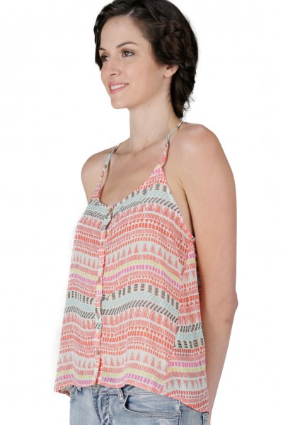 Sweet tribal tank top