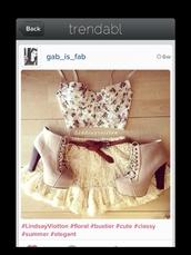 shoes,cream high heels,white,sunglasses,blouse,skirt,belt