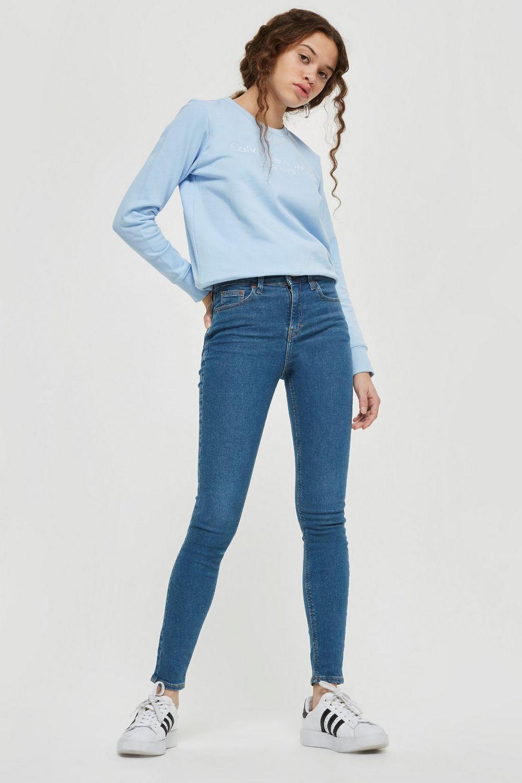 PETITE MOTO Authentic Jamie Jeans