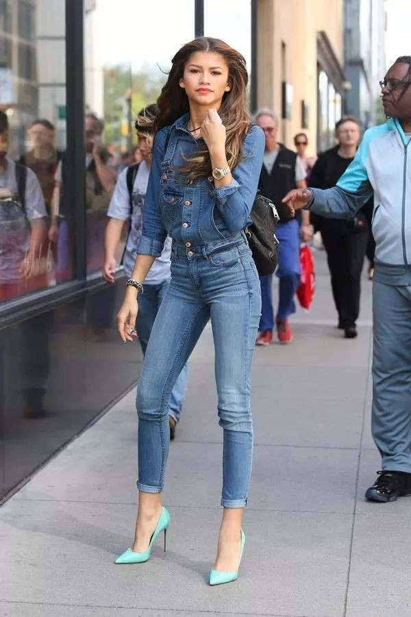 jeans shoes zendaya perfect