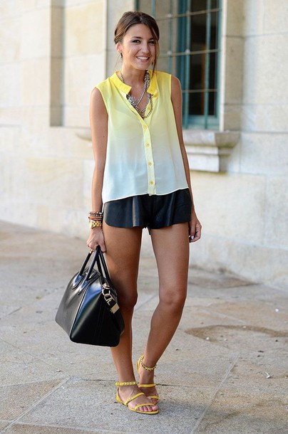 bag sandals top skirt dress bangle bracelets shorts necklace watch
