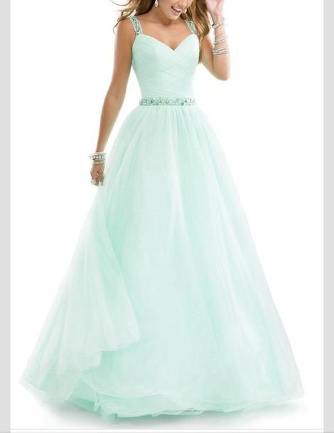dress, prom, prom dress, long prom dress, puffy dress, prom dress ...