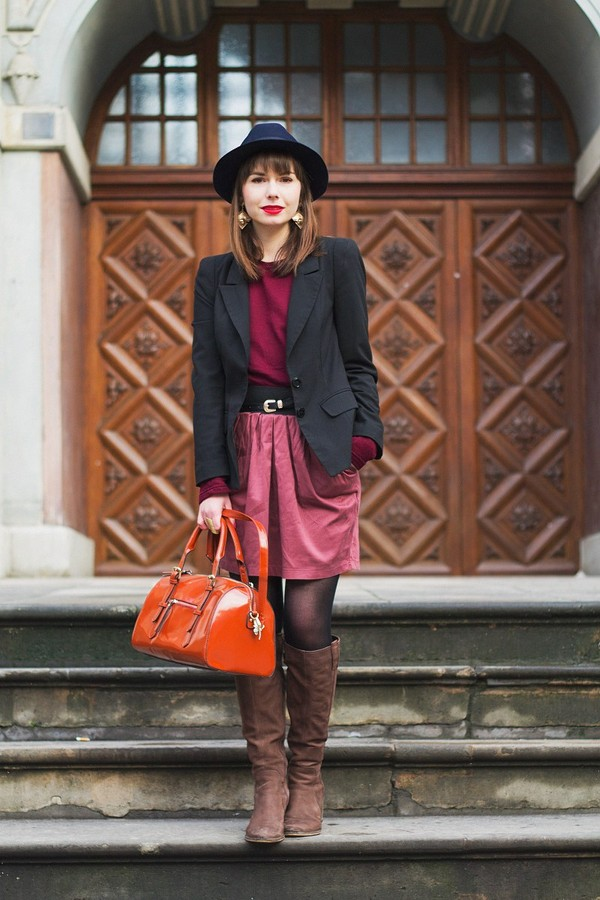 kapuczina jacket jewels sweater hat skirt shoes bag belt