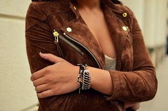 jacket brown suede zip suede jacket brown jacket