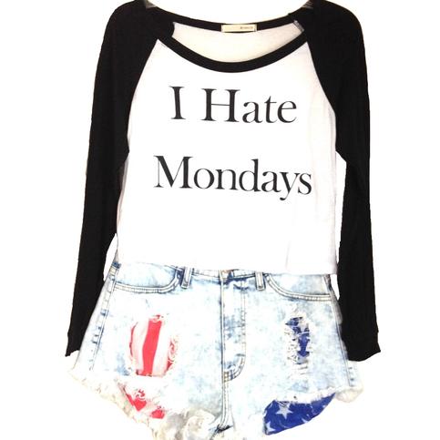 L' Amour à la Mode | I Hate Mondays [More Colors]