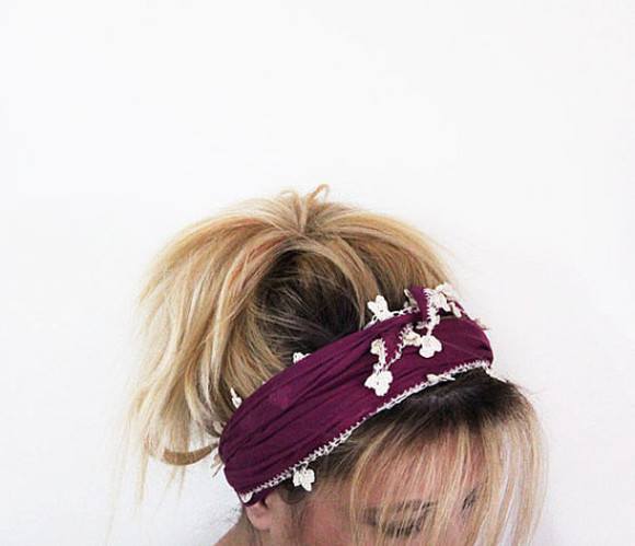 hair bow hair accessories scarf headband bandana headband hairband
