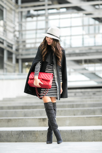 wendy's lookbook blogger dress shoes bag hat jewels