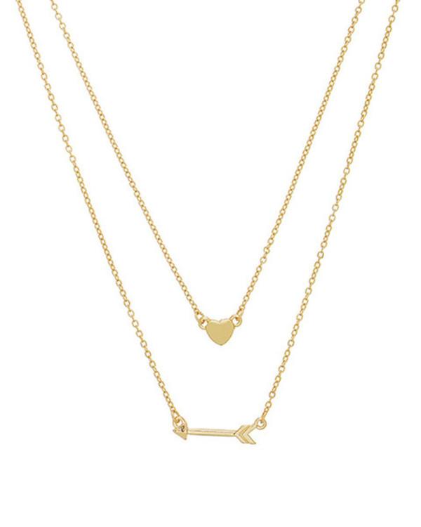 jewels heart arrow fashion