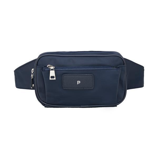 Riley Nylon Zip Belt Bag