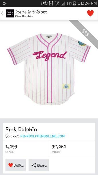 shirt jersey baseball jersey