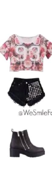 t-shirt,93,print flowers,light pink