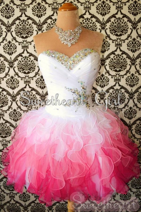 prom dress evening dress homecoming dress dress red dress pink dress short prom dress