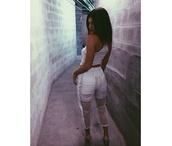 pants,white see through,kardashians,sweatpants,kylie jenner