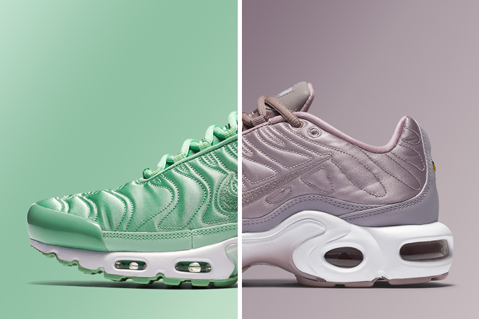Nike Air Max Plus Satin Pack Release Date Sneaker Bar Detroit