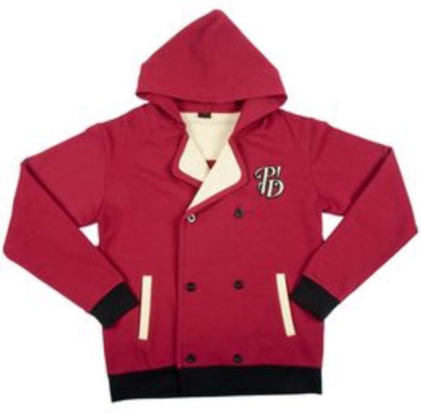 jacket panic! at the disco red jacket