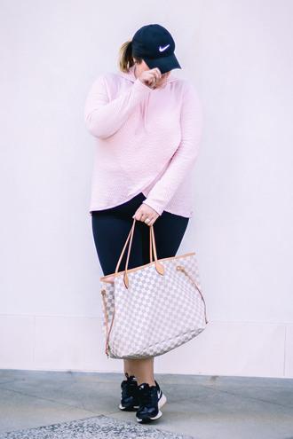 stylishsassy&classy blogger top leggings shoes hat