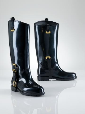 Rain Boot - Junior 3.5-7 Shoes - RalphLauren.com