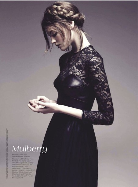 dress mulberry