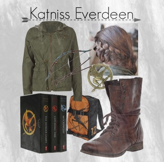 shoes hunger games katniss everdeen