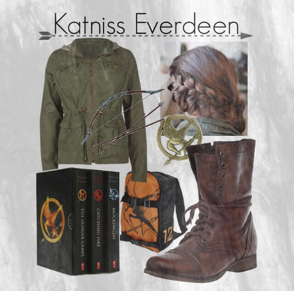 the hunger games katniss everdeen shoes