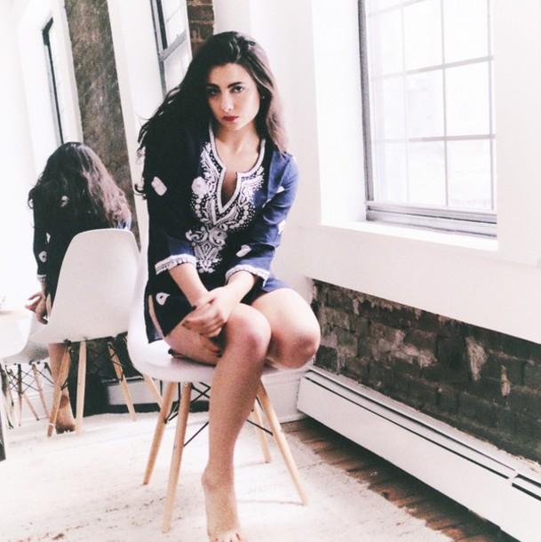 viviere bella blogger dress tunique