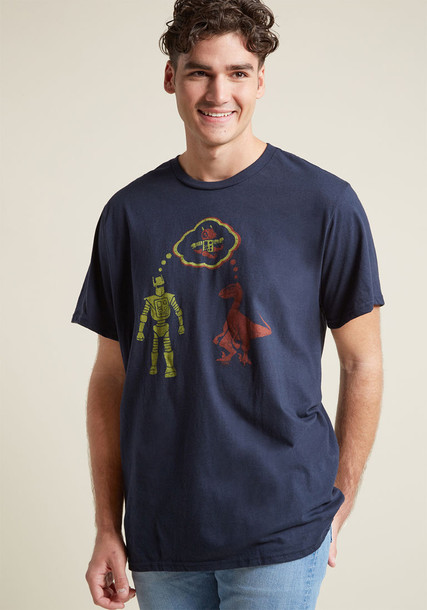 M3011 t-shirt shirt graphic tee cotton t-shirt t-shirt style comfy navy cotton print yellow red top