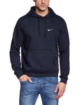 nike men 39 s club swoosh hoodie clothing. Black Bedroom Furniture Sets. Home Design Ideas