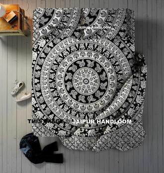 home accessory 4 pc bedding set 4 pc duvet cover set bedsheet pillow mandala bed cover and pillows mandala duvet cover set mandala tapestry hippie wall hanging tapestry wall hanging beach throw sofa cover beach blanket