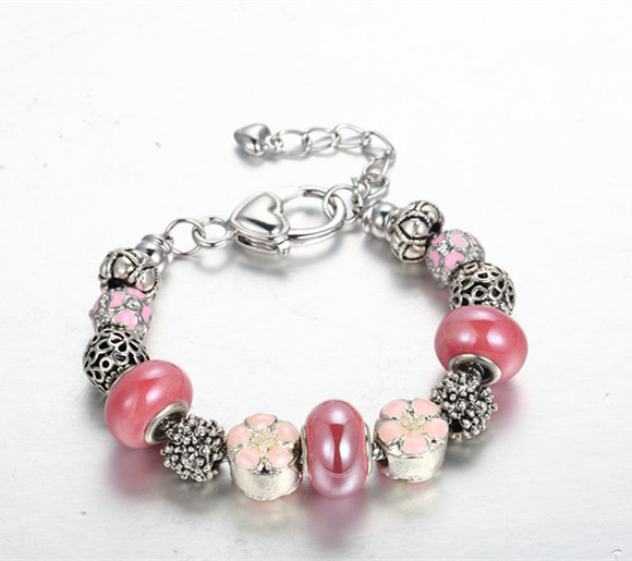 jewels charm bracelet diy bracelet for girls