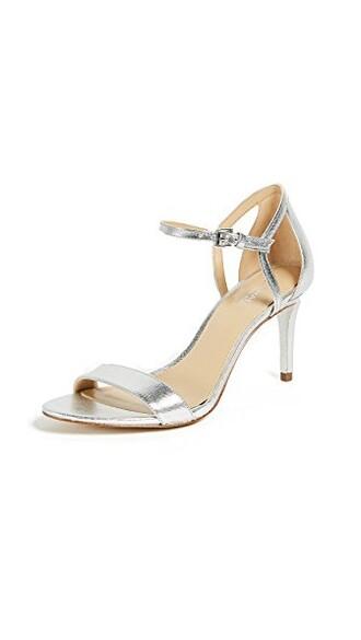 sandals silver shoes