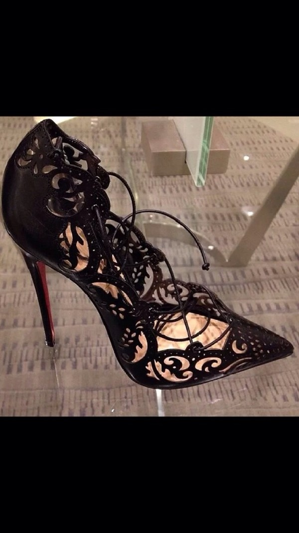 louboutin scarpe ebay