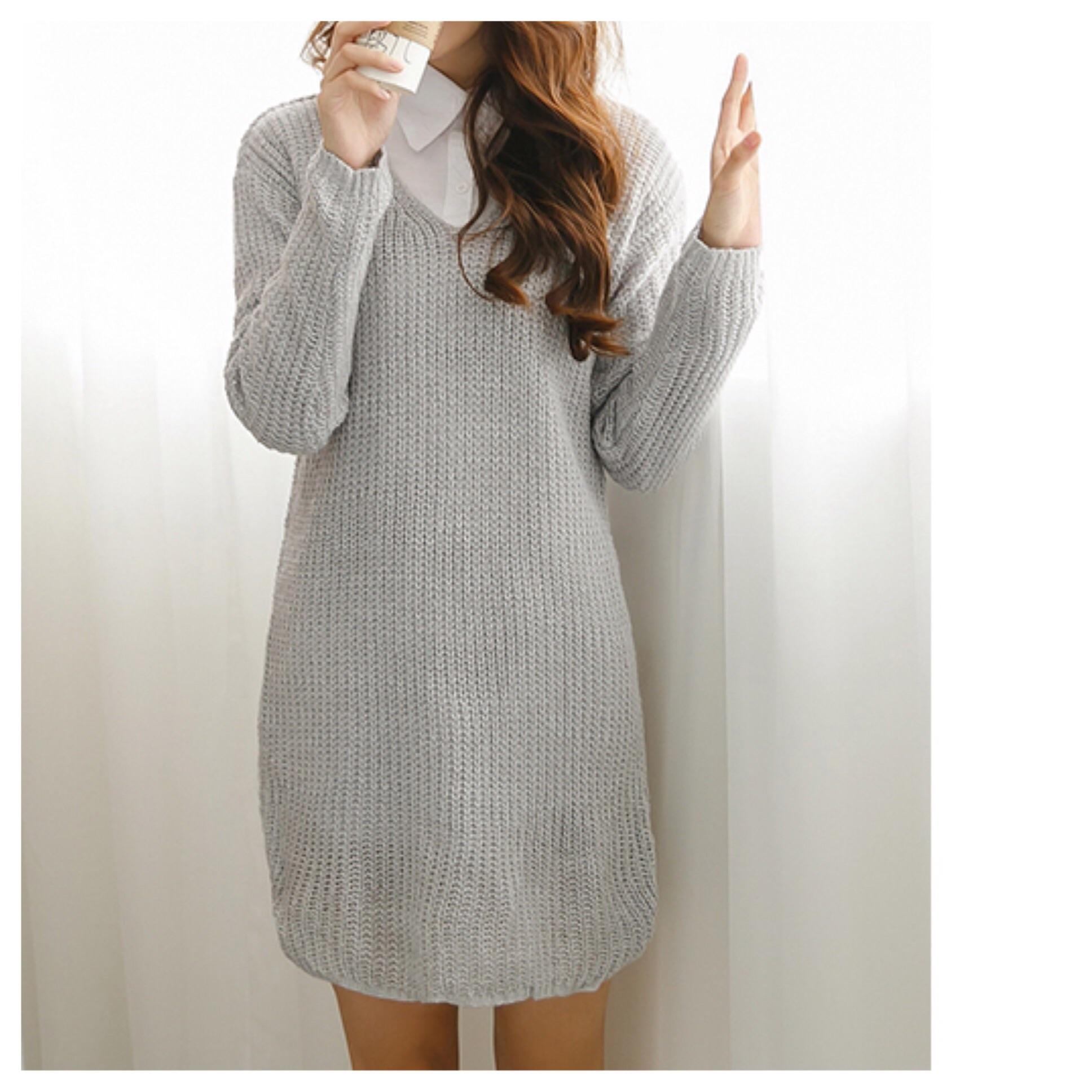 Amelia sweater dress from doublelw on storenvy