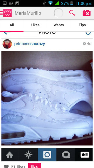shoes white shoes air max airmax 90 airmax 90's white air max white airmax