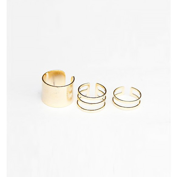 A Pack Of 3 Rings