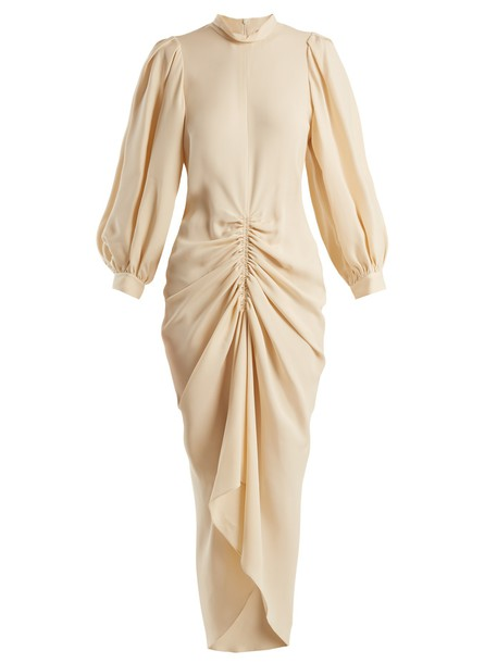 Joseph dress silk cream