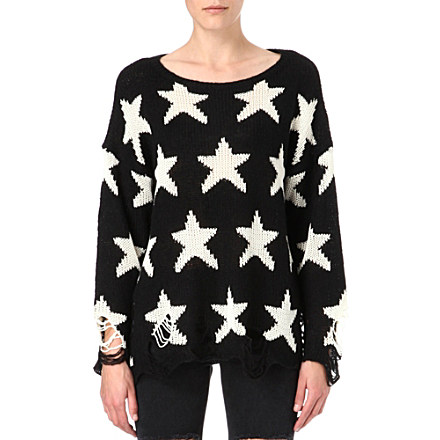 WILDFOX - Seeing Stars jumper | Selfridges.com