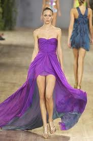 FLOWY PURPLE DRESS (EXACTLY LIKE THIS) on The Hunt