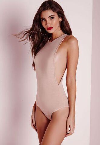 top underwear bodysuit skin girl sexy women
